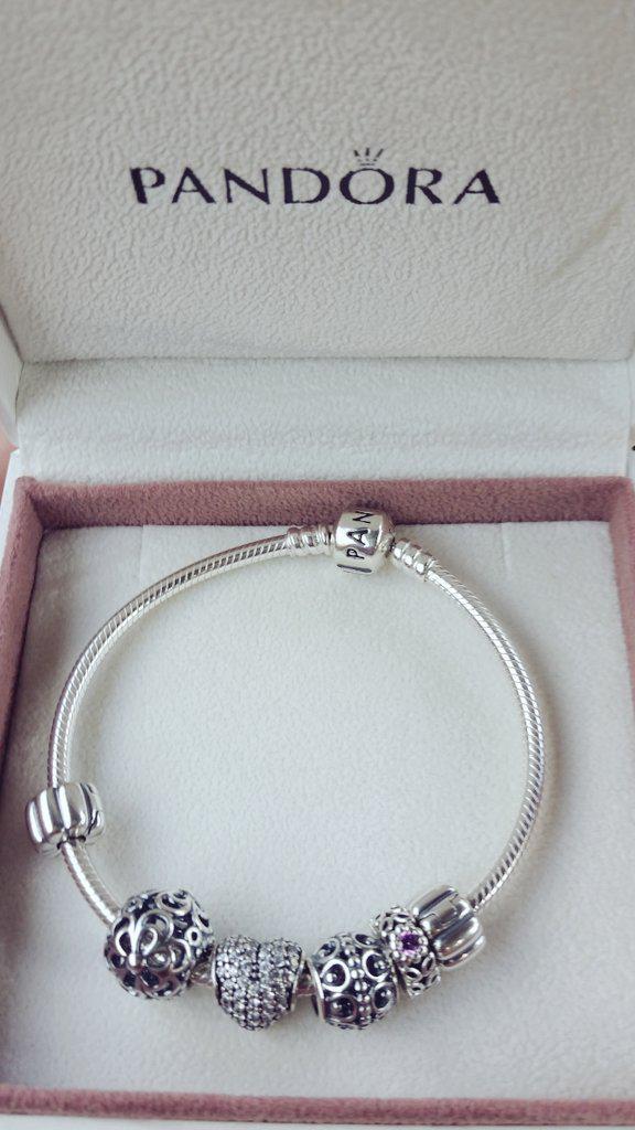 11eb9a615 ... clearance rt bellavita430 stacked up my pandora bracelet pandorana  1ba4a f2097