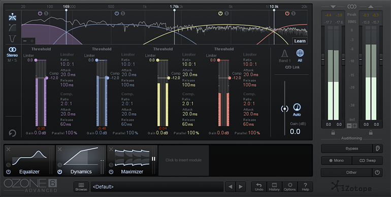 Great tutorial on multiband compression from our friends at @iZotopeInc http://t.co/AJR3vECOwQ http://t.co/SkrdvWnk8Y