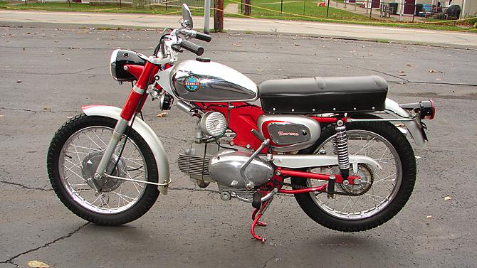 """Motorcycle Classics On Twitter: """"1967 Benelli 250"""