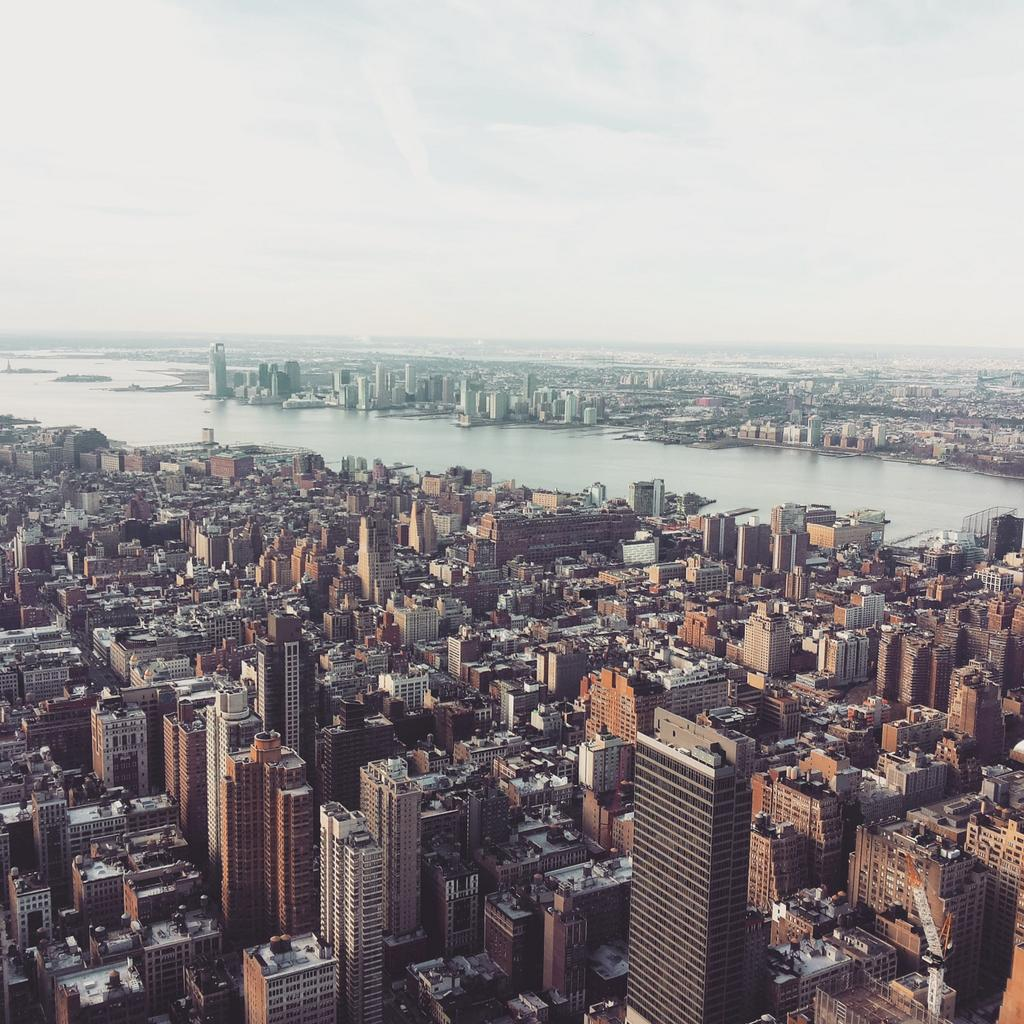 Top of the city. #NewYork http://t.co/UvkuLr1iYe