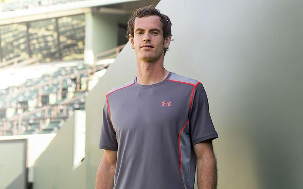 Detail on Andy Murray's 4-year kit deal with Under Armour worth £15m from today's @Telegraph http://t.co/Isa0E5kvU6 http://t.co/mC5gLrGIxQ