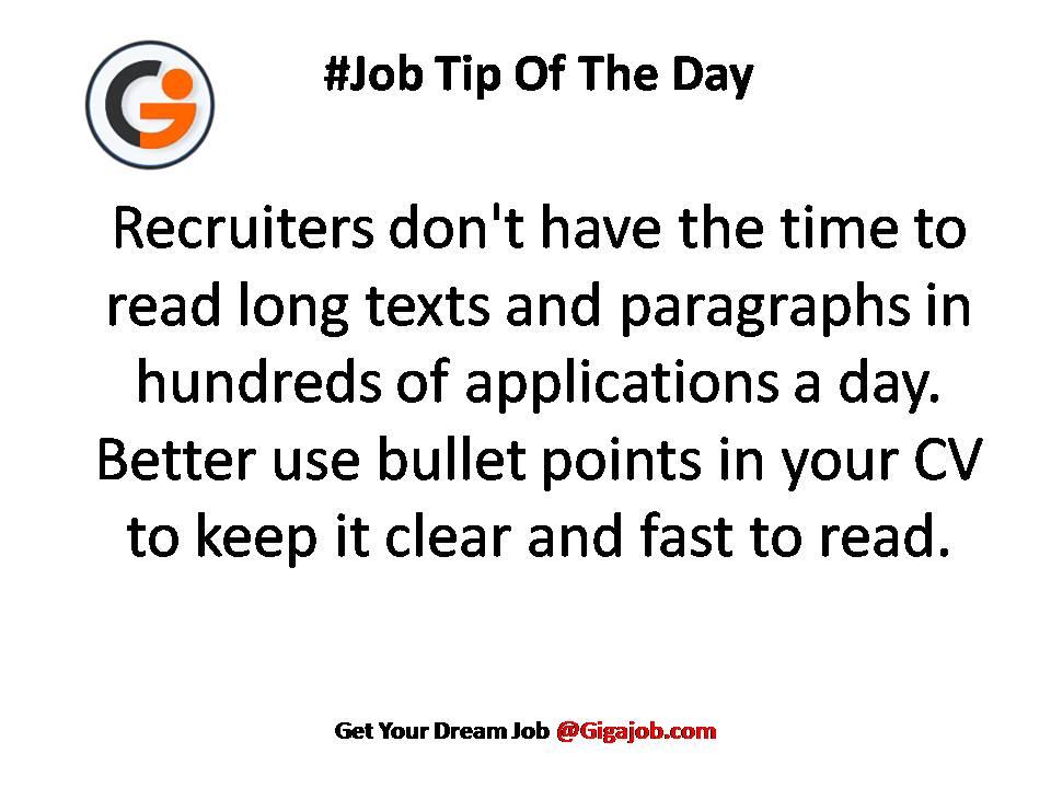 #Job Tip Of The Day #interview #interviewtip #career #tips #careeradvice  #todo #jobtip #jobs #jobsearch #jobseekerpic.twitter.com/FrOwjYbgk8