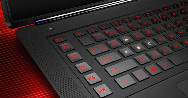 Hewlett-Packard isn't playing games with its new gaming laptop: