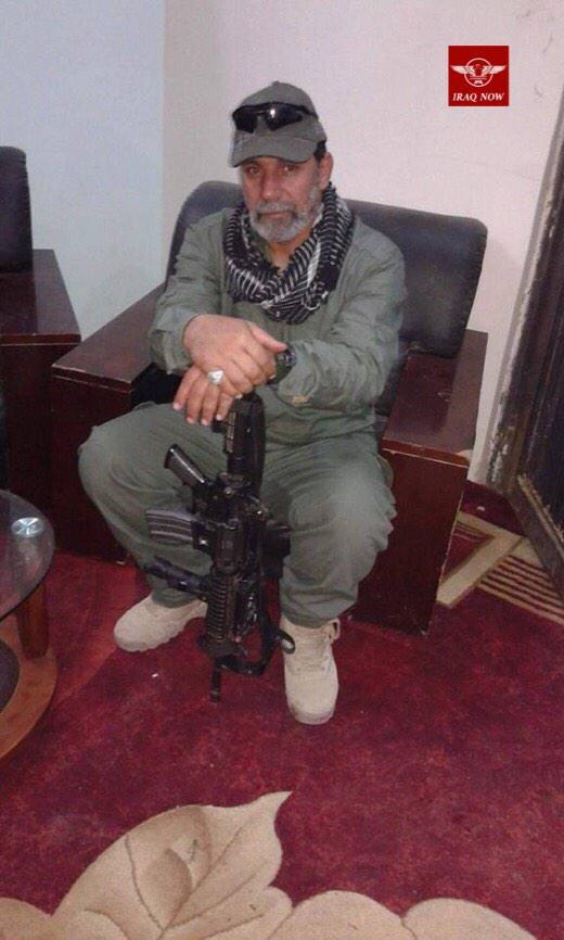 مقتل حميد الوائلي احد قيادات الرافضة في معارك الانبار