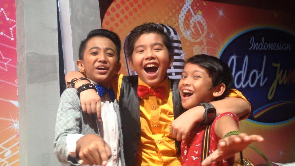 Finalis Indonesian Idol Junior Finalis Indonesian Idol