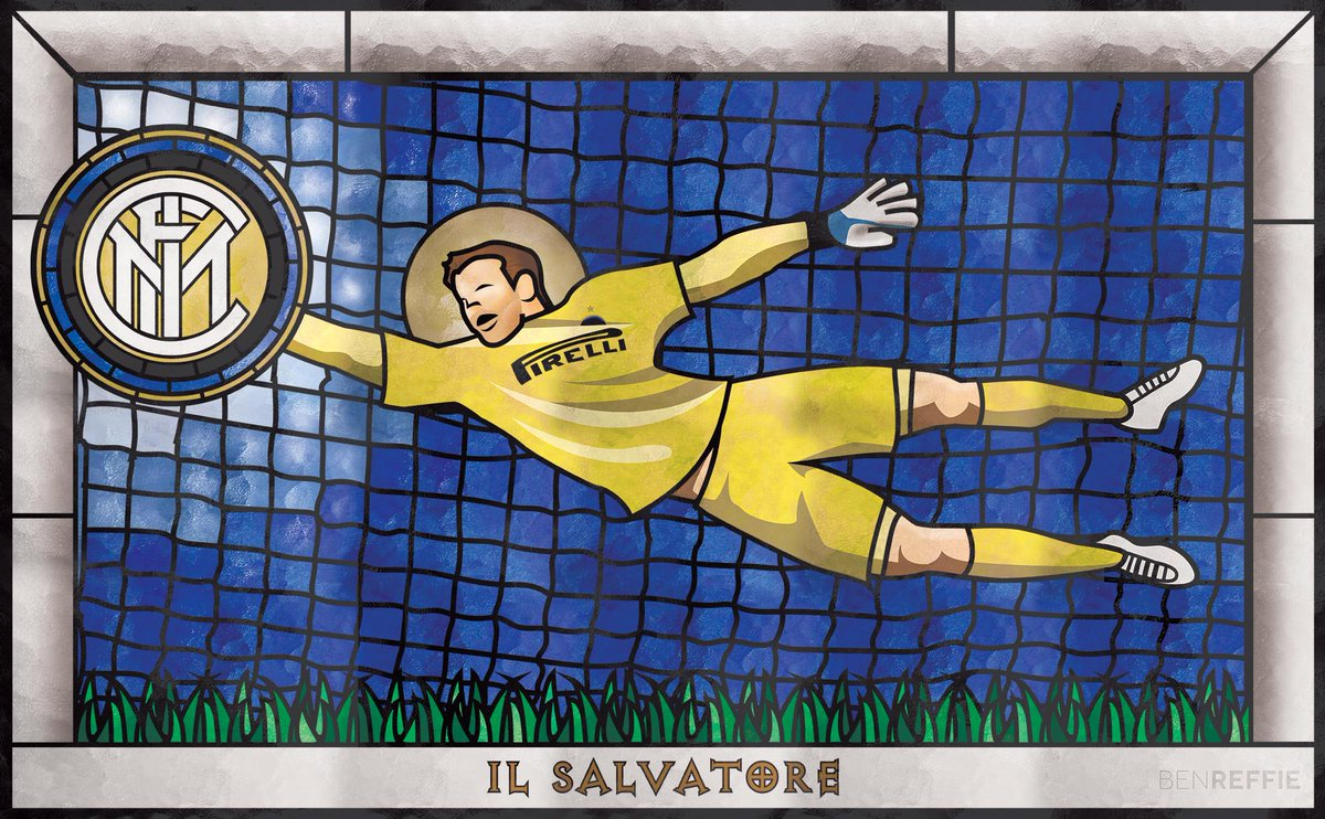 "Samir ""Il Salvatore"" Handanović #FCIM @Inter_en http://t.co/UcKY7BQgCQ"
