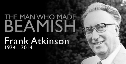 Beamish's inspirational founder Frank Atkinson, 'The Man Who Made Beamish', has sadly passed away at the age of 90. http://t.co/k1X7153Zoo
