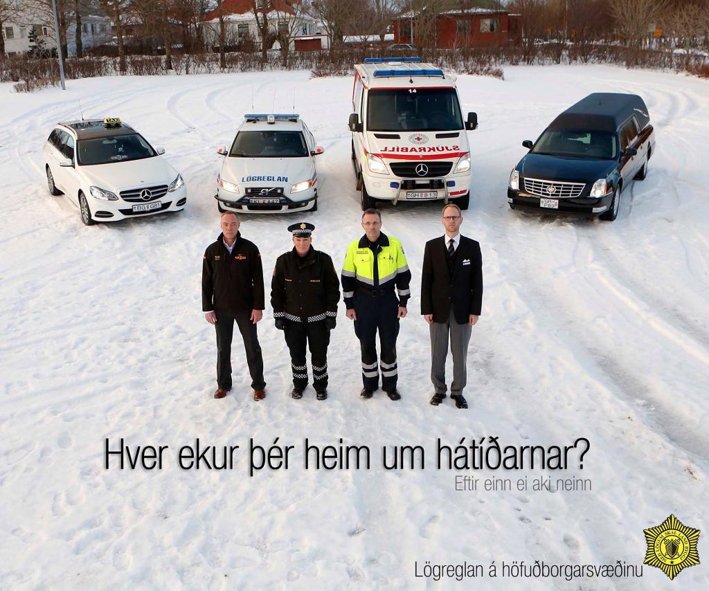 """""""¿Quién quieres que te lleve a casa esta noche?"""" http://t.co/vIr41TnyGg - Genial campaña de #prevención desde Islandia"""