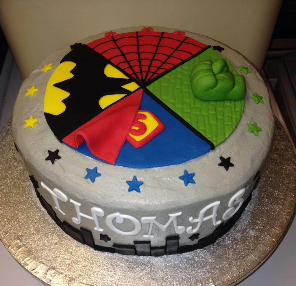 Sarison Cupcakes On Twitter Superhero Birthday Cake Hulk