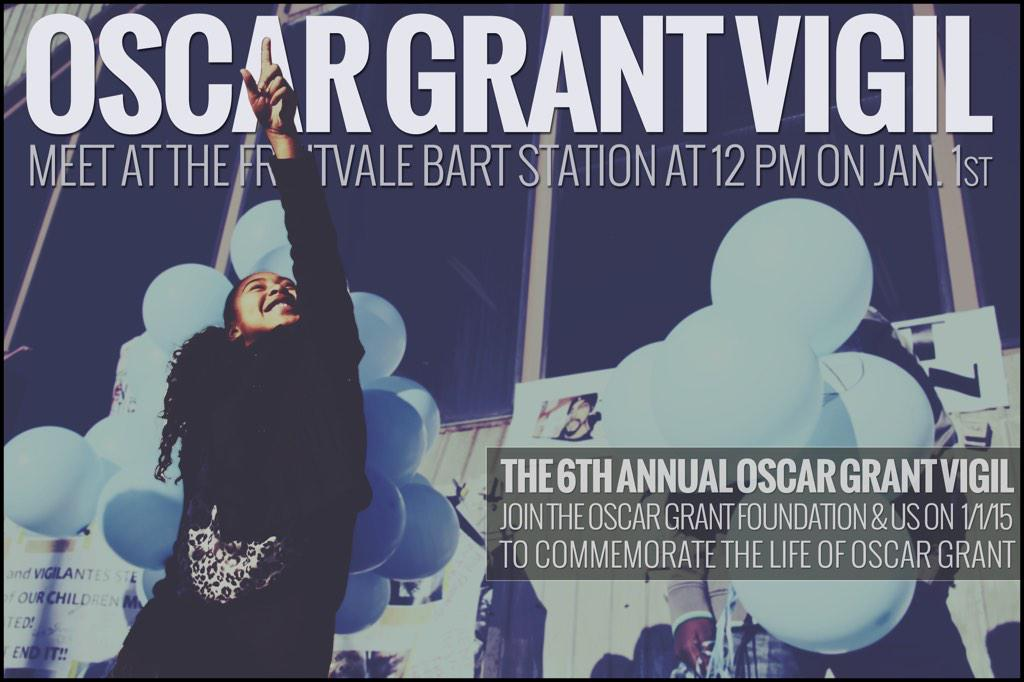Oscar Grant 5th Year Vigil Celebration @ Fruitvale Bart Station Plaza | Oakland | California | United States