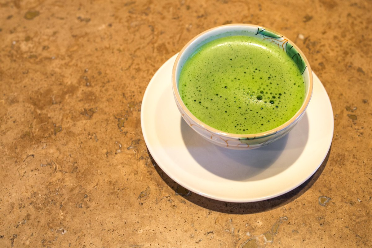 Look at this glorious matcha from @Smithteamakers. Oh dear it was good. http://t.co/MhpsGktypN