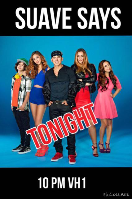 Please support my family (our family!) @TheRealGerardo aka Rico Suave. Tonight 10pm on ...  http://t.co/WpNKeNQChA http://t.co/s6TpMrfkni