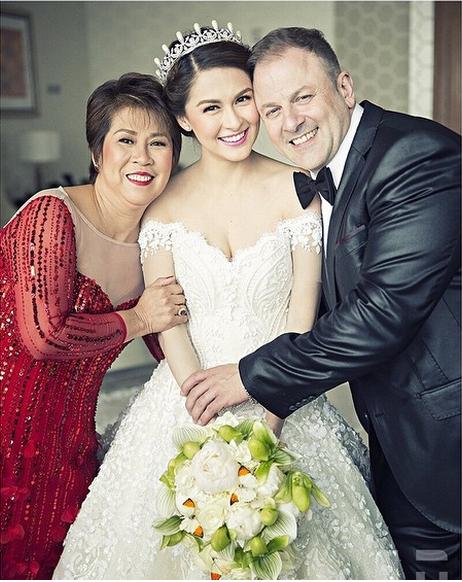 Marian Rivera Wedding Deijmuidennaar