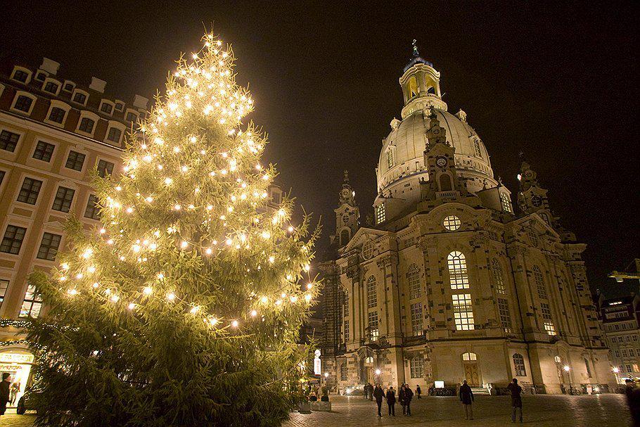 фото рождественской немецкой елки весть принесли