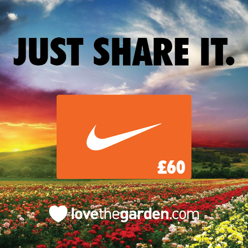 Get gardening fit! Follow us & retweet this post for chance to WIN £60 Nike Gift Card. Ts&Cs http://t.co/QkqA52Urky http://t.co/eY9QUhgn2w