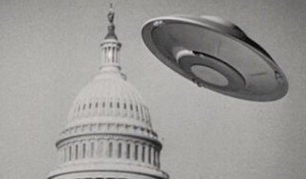 Ufo a Washington