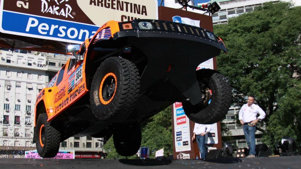Edición 2015 | Buenos Aires vuelve a vestirse de Dakar y se prepara para la fiesta