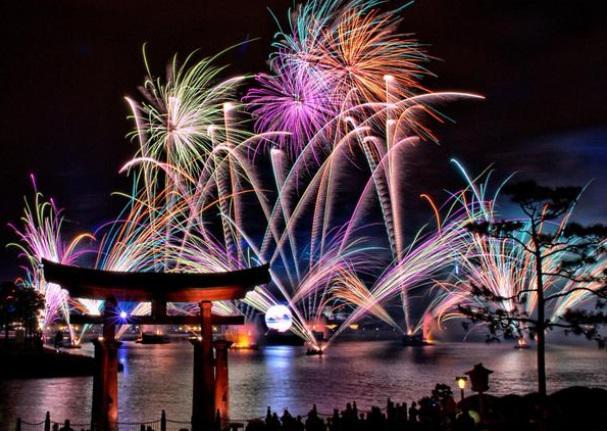 Japón se sumó a los países que ya recibieron el Año Nuevo