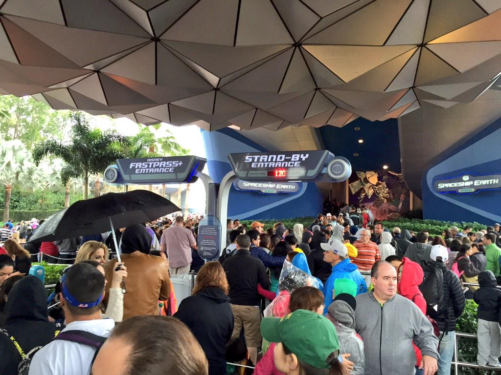120 minutes for Spaceship Earth #DisneyNYE http://t.co/lNxAxngR26