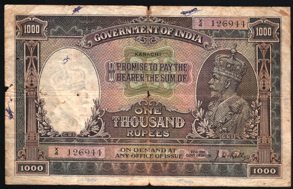 EBay On Twitter Why Is This 1000 Rupees Going For 20 Million