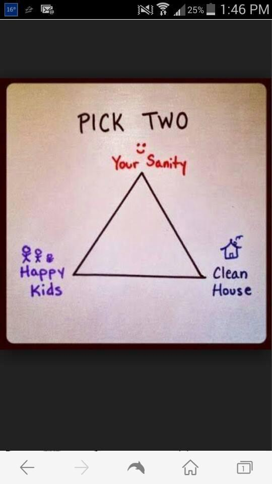 """""""@mikelikesbikes: The iron triangle of parenting. http://t.co/tA85L6w4lp"""""""