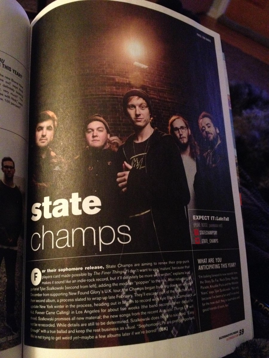 Oh hey boys... @State_Champs Most Anticipated 2015 @AltPress http://t.co/gycSdIdi3p
