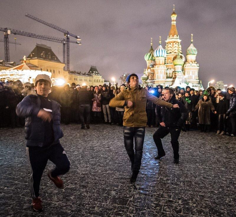На Софийской площади Киева официально началось празднование Нового года - Цензор.НЕТ 1855