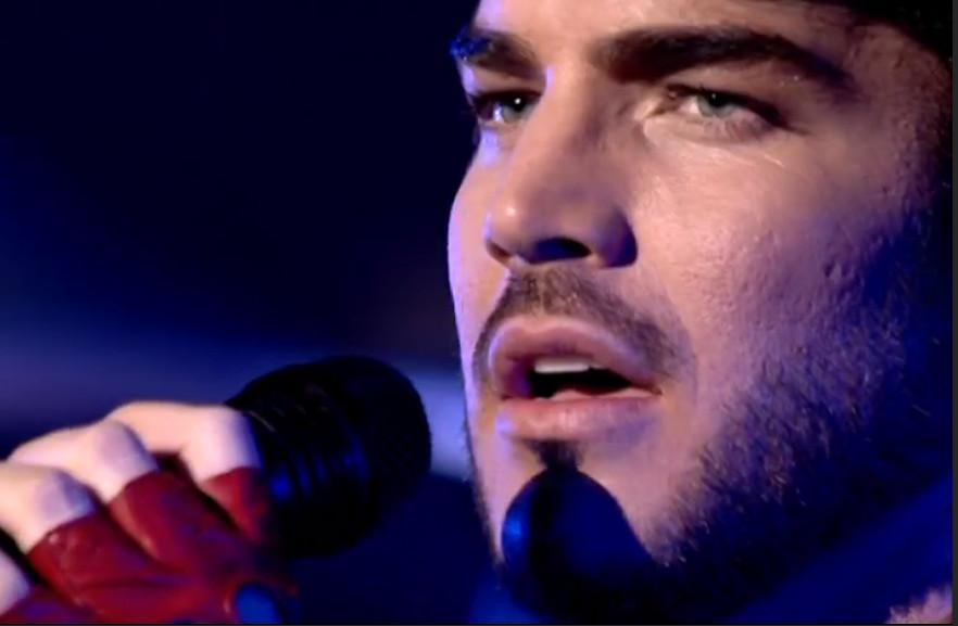 Superclose up of Adam Lambert http://t.co/nI2dn00eCw