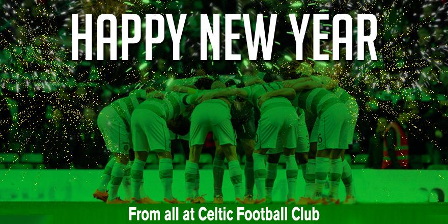 Celtic Football Club On Twitter Happy New Year From Everyone At