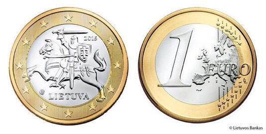"""Litwinom gratulujemy waluty #EUR. #Litwa jest 19 krajem #UE, który należy do """"strefy euro"""". http://t.co/lxwvacb4Dz"""