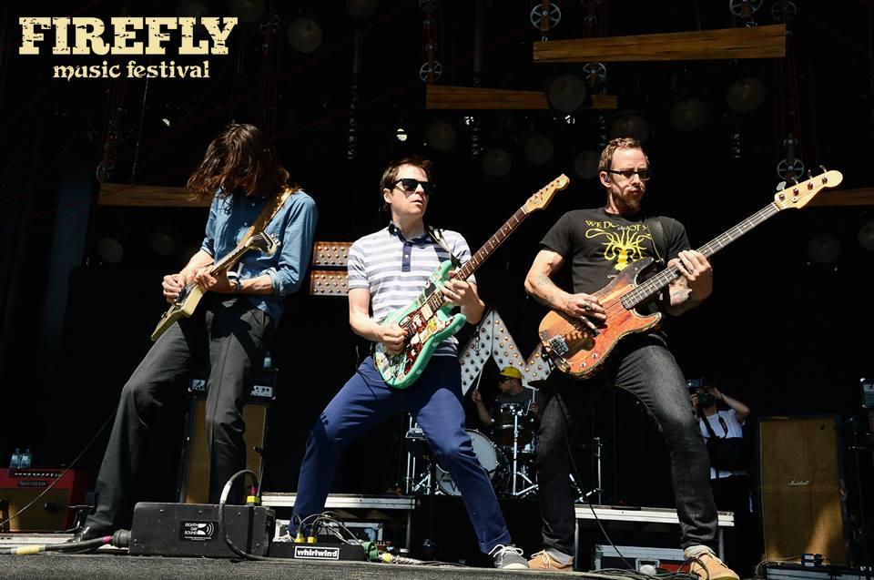 sunset at firefly music festival phantogram at firefly music festival