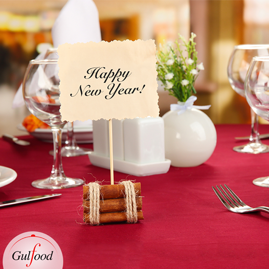 we wish you a beautiful magical new year newyear gulfood2014 httptco3zfeyy33az