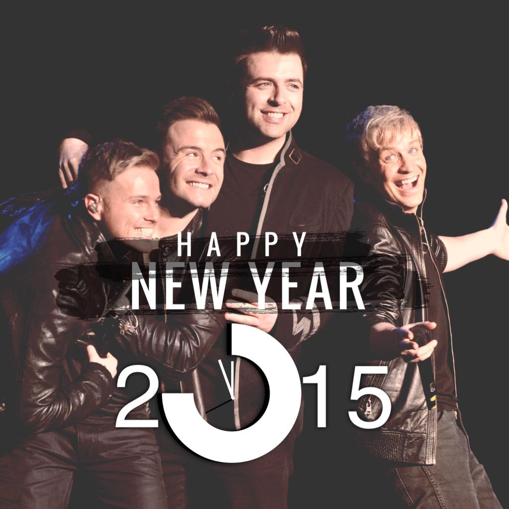 Happy New Years my favorite people ❤️ @MarkusFeehily @NickyByrne @ShaneFilan @KianEganWL http://t.co/E2Xey0KteE