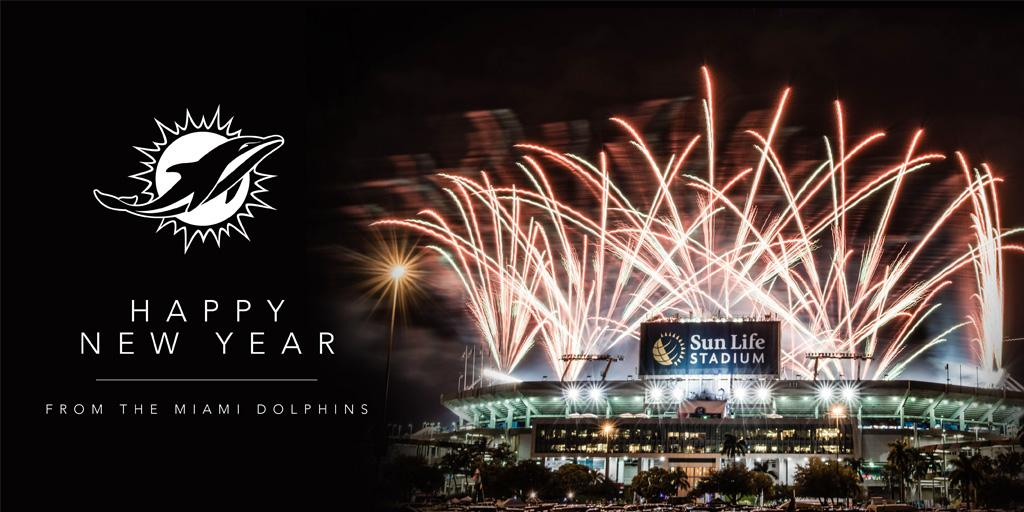 miami dolphins on twitter taylorr5126 happy new year to you too