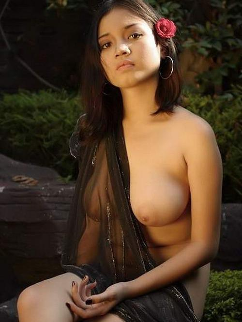 Malay Girl Rita Naked Pic