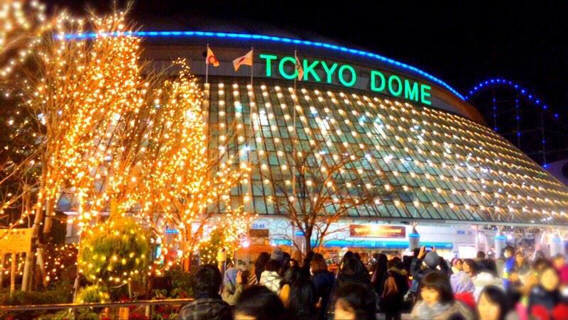 KinKi Kids 東京ドームLIVE終了。 東京ドームは寒かった(>_<)  年始年始LIVEウィークは、あと2日。 社会人の皆さんが働き始める頃、 僕のお正月はやってくるのです。  あと2日、精一杯頑張ります!!
