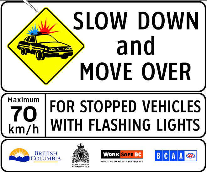 Slow Down Move Over law changes today to include ALL roadside workers: http://t.co/OxFA7ETZSU http://t.co/t0gt9AvpjK