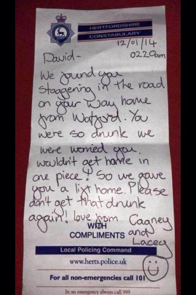 """@henryfraser0: Greatest police response ever! http://t.co/9Bzx8Ga40I"" brilliant."