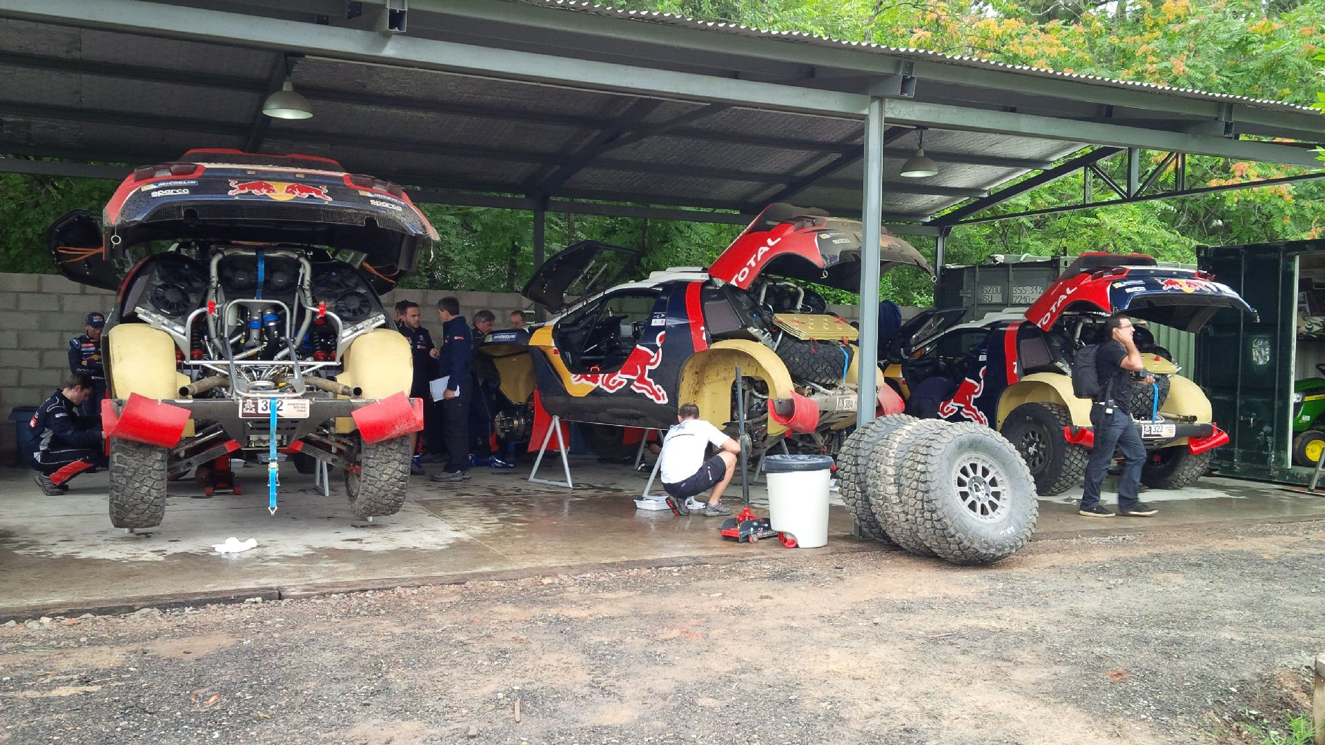 2015 Rallye Raid Dakar Argentina - Bolivia - Chile [4-17 Enero] - Página 5 B6Rc332IcAA2fNc