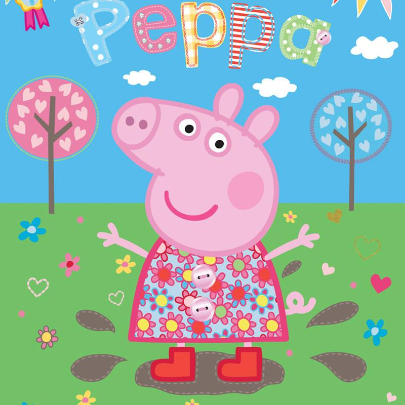 Go Wallpaper Ltd UK On Twitter Walltastic Peppa Pig Muddy Puddles Mural ChildrensBedrooms NewWallpapers Tco Ylpyp01AOK