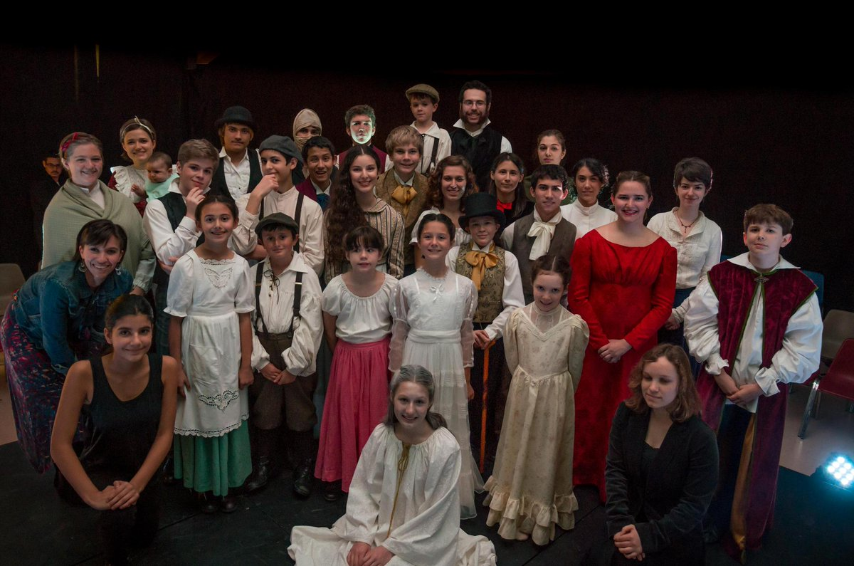 sj youth shakespeare on twitter happy new year from the cast and crew of a christmas carol and all of us at youth shakes httptcomdisatunhb - The Christmas Choir Cast