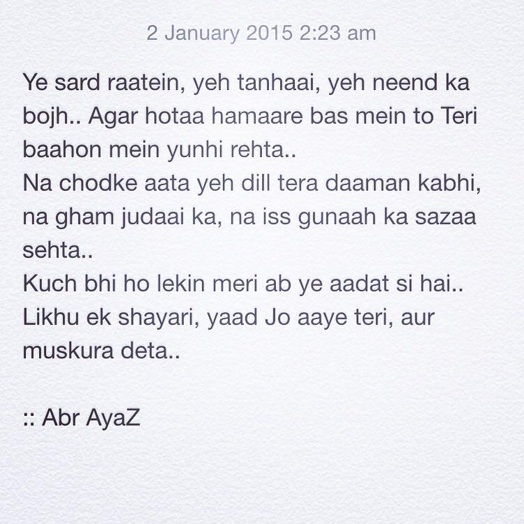 Ayyaz Ahmed on Twitter: