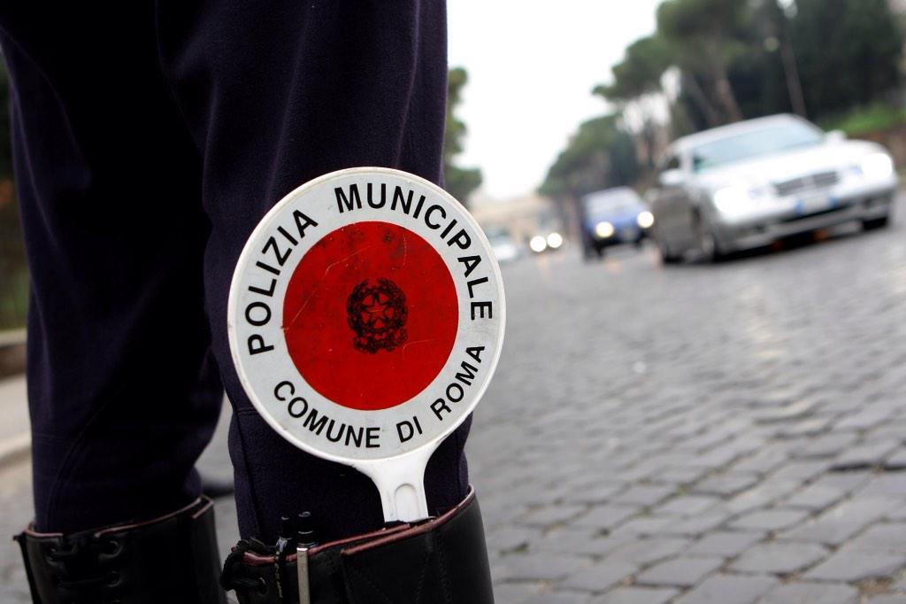 Roma: Vigili urbani ammalati nella notte di Capodanno