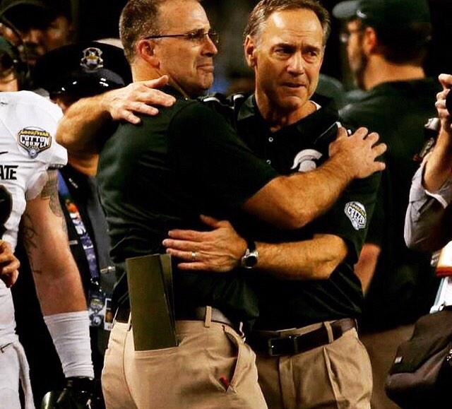 This picture is worth more than a thousand words. Farewell Coach Narduzzi, you'll be missed. http://t.co/ufijxtTOGt