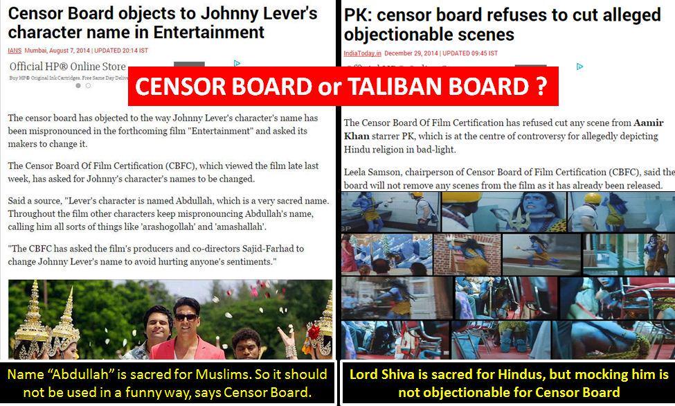 Thumbnail for Censor Board or Taliban Board ?