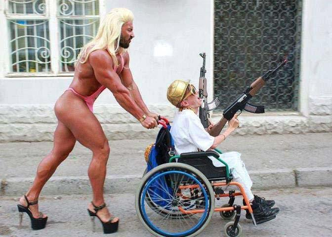 Image result for wheelchair tranny
