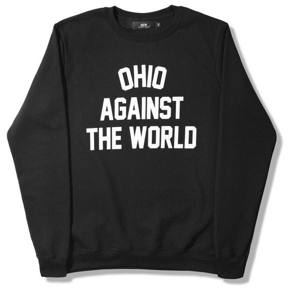 In case you were wondering... OHIO AGAINST THE WORLD http://t.co/arwVKT4BEn http://t.co/xkZGBx2tj1