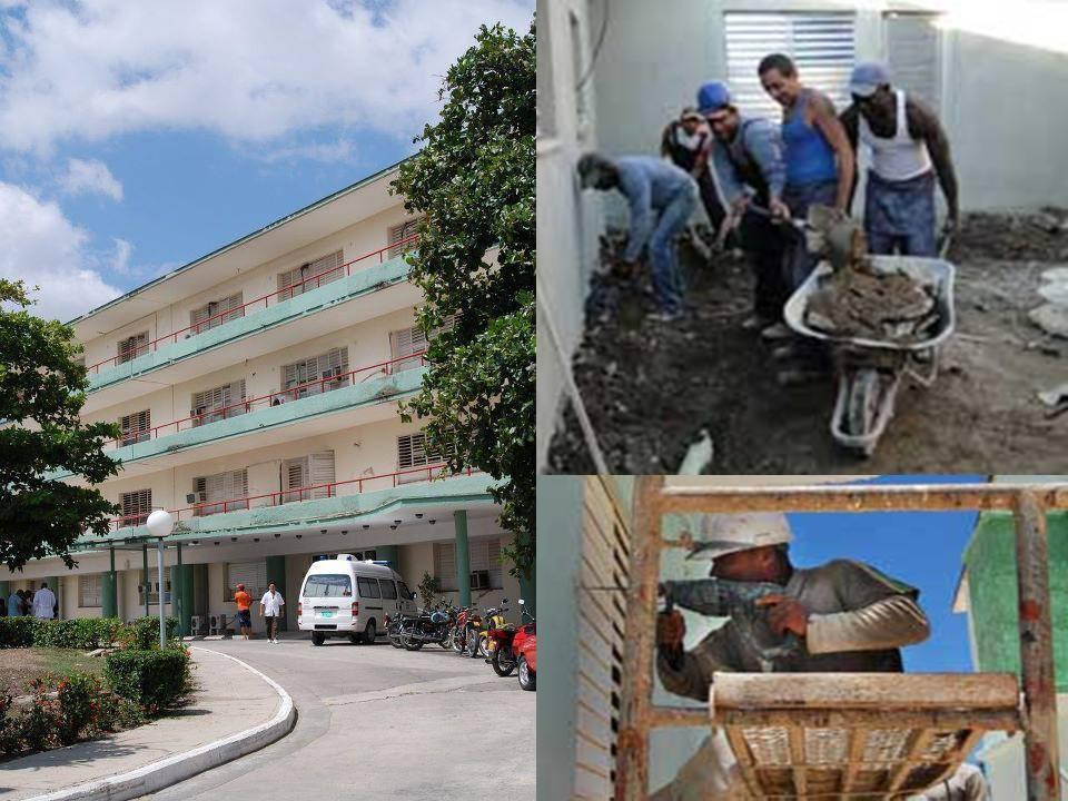 Repara Camagüey instituciones hospitalarias durante el 2014