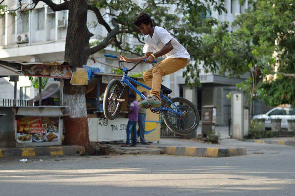 The BMX scene in India is growing and how! Best of 2014. http://t.co/XiEgwRroAX http://t.co/moZGUEozMr