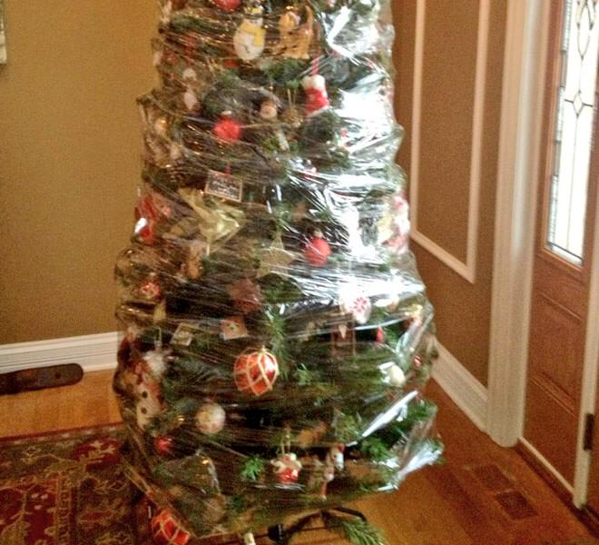Best Way To Store Christmas Tree